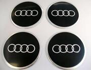 Audi Felgen Aufkleber