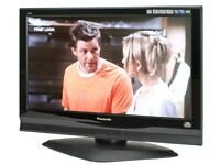 "BARGAIN Panasonic TH37PX70 37"" PLASMA TV with Freeview Tuner, HD Ready.SECOND HAND,SOLD AS SEEN"