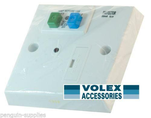 Unswitched Fused Spur Electrical Fittings Ebay