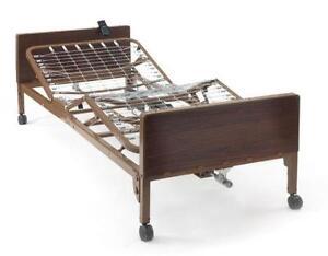 hospital bed ebay. Black Bedroom Furniture Sets. Home Design Ideas