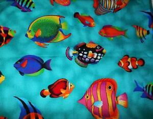 Tropical Fabric Ebay