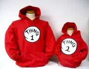 Thing 1 Thing 2 Sweatshirts