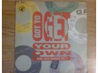 Got to get your own - Some Rare Grooves Vol 1 - Rare Funk LP