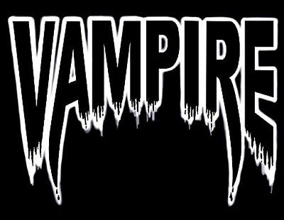 VAMPIRE DRACULA FANGS DRIP BLOOD AT TWILIGHT T-SHIRT - Twilight Fangs