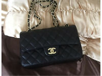 New Chanel double flap bag