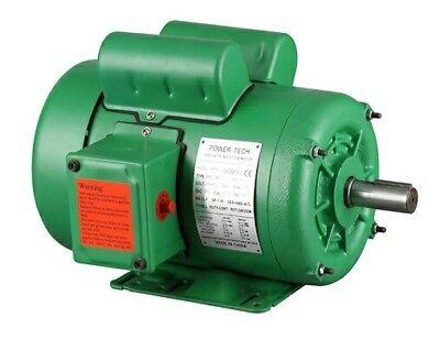 1hp Nema Farm Duty 1725rpm 143t Single Phase Electric Motor Tefc
