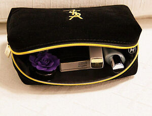 New Yves St Laurent YSL Cosmetic Make Up Bag