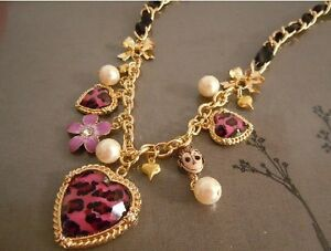 Best Selling in  Betsey Johnson Necklace
