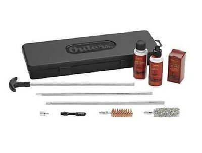 Outers 98304 Cleaning Kit with Aluminum Rods & Storage Box for 12 Ga. Brand New