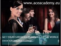 Croupier Training Courses / Casino Jobs