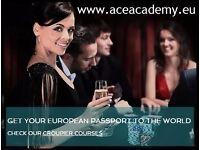 Croupier Training Courses / Casino Jobs