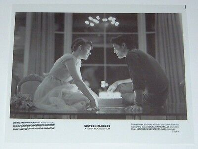 SIXTEEN CANDLES movie photo print  MOLLY RINGWALD