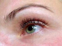 Classic Eyelash Extensions Only 25£ Eyebrow shape and tint 5£
