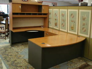 Highend Office Furniture on Clearance at Staples Thunder Bay