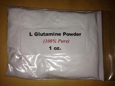 1 oz.  L Glutamine Powder     28 grams