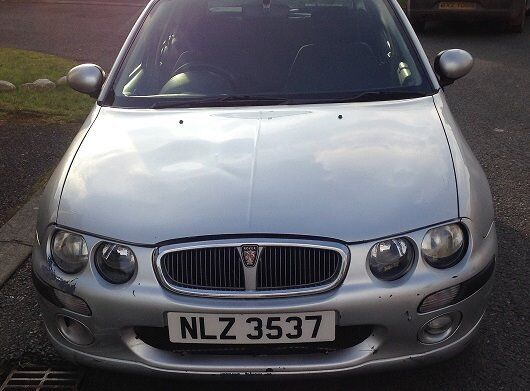 2004 Rover 25 Motd Until October Ideal For Newly Qualified