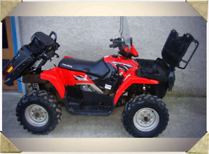 Looking for Polaris x2 parts