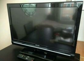 Sharp 32 inch Widescreen HD Ready LCD TV.
