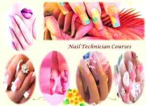 Cours, formation en Ongles