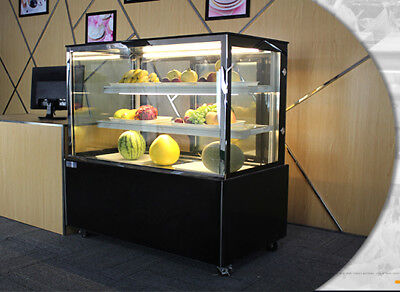 New Cake Showcase Bakery Dessert Bakery Refrigerated Display Cabinet Case220v