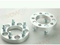 Wheels spacers 5x114.3 new