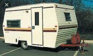 Looking for old camper