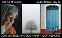 The Art of Seeing  - One Day Only -  London Sat May 16
