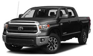 2016 Toyota Tundra SR5 5.7L V8 ALLOYS; P/SEAT; P/ROOF; TONNEA...