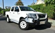 2014 Toyota Hilux KUN26R MY14 SR Double Cab White 5 Speed Manual Utility Medindie Walkerville Area Preview