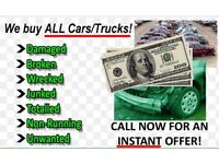 Van Wanted running or not MOT failure scrap spares repair