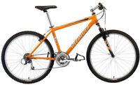 Pre owned Specialized Rockhopper A1 FS mountain bike