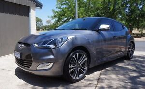 Hyundai Veloster 2015 Ascot Vale Moonee Valley Preview
