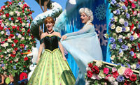 """FROZEN"" Elsa & Anna (Olaf) & MORE! Storybook Princess Parties!"