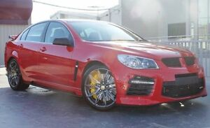 2016 Holden Special Vehicles GTS GEN-F2 MY16 6 Speed Manual Sedan West Perth Perth City Area Preview