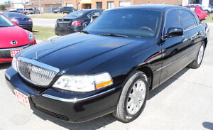 2011 Lincoln Town Car Sedan FALL WARRANTY SPECIAL