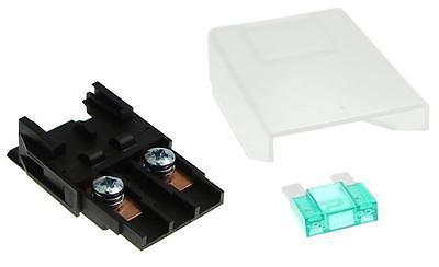 SET Sicherungshalter für Flachstecksicherung Typ MAXI + passende 30A Sicherung