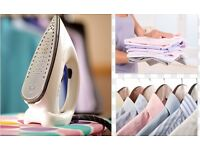 Ironing Services in Fareham