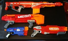 Nerf Mega Bundle