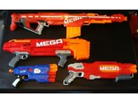 Nerf Mega Bundle