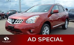 2013 Nissan Rogue SL AWD LEATHER NAV Navigation (GPS),  Leather,