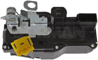 DORMAN 931-394 Drivers Door Latch w/Actuator for 08-14 CADILLAC CTS w/o keyhole