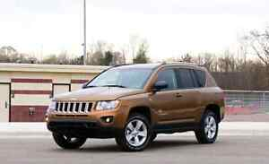 2011 Limited Edition Jeep Compass 70th Anniversary