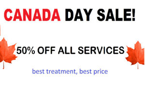 Hamilton Pest Control- Treating All Pests- 50% OFF  Services!