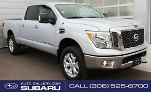 2016 Nissan Titan XD SV | 5.0 LITER DIESEL | LOADED | 4X4 | PUSH