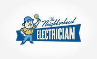 Great Electrician ! Great Rates !!