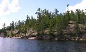 Vacant Waterfront Land French River (Balmer Bay)