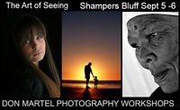 The Art of Seeing - Workshop Sept 5-6 Shampers Bluff,  Kingston