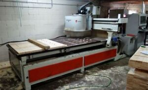 COSMEC CONQUEST 250 (HOLZ-HER) 4X8 CNC