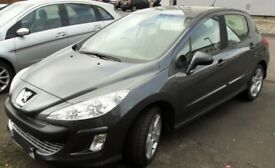 PERFECT CONDITION PEUGEOT 308 1.6HDI SPORT CC 2010