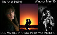 The Art of Seeing  - One Day Only -  Windsor  May 30